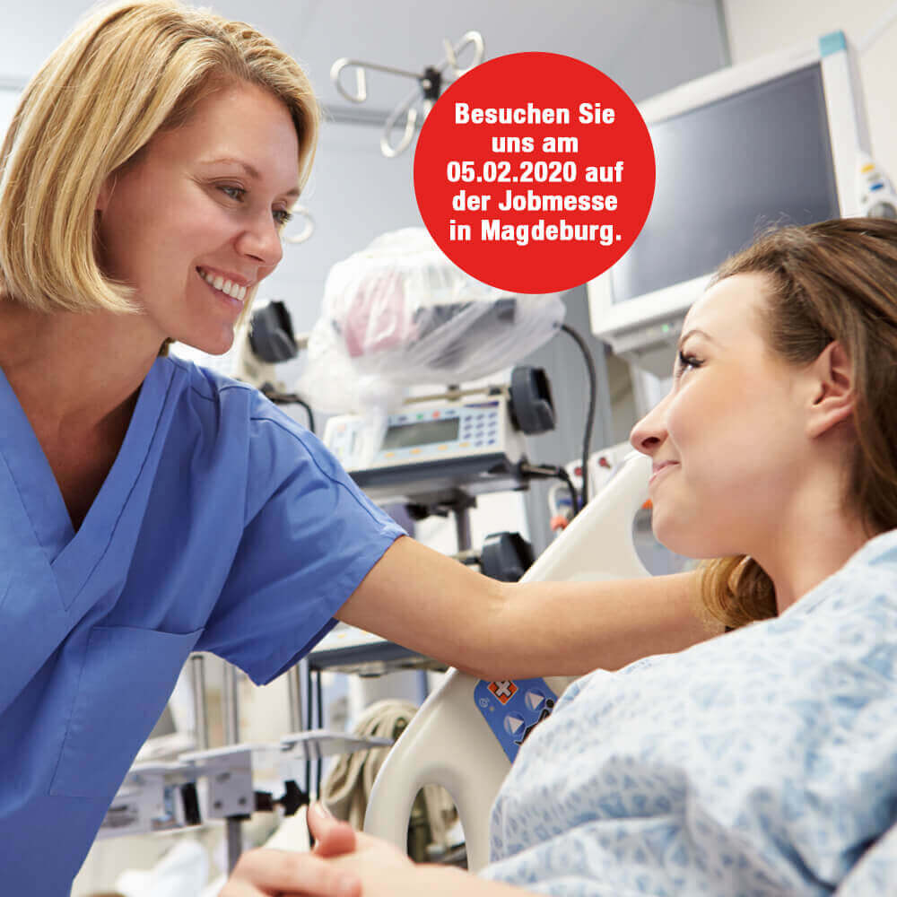 Jobs in Pflege: Besuchen Sie PROMIND medical auf der Jobmesse Magdeburg